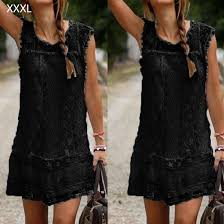 popular white lace beach dress buy cheap white lace beach dress