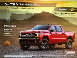 100 Gm Trucks Forum The Official Ordering Production Delivery Thread 2019 Silverado