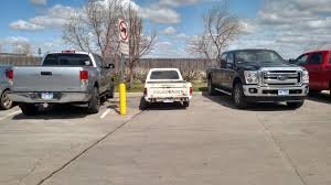 100 Little Trucks My Volkswagen Rabbit Looks Like A Toy Next To These Normal Trucks X