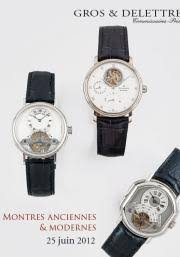montre moderne et collection vente aux encheres montres anciennes modernes de collection