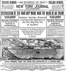 Pictures Of The Uss Maine Sinking by Uss Maine Northern Arizona Gazette