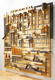 Hold Everything Tool Rack