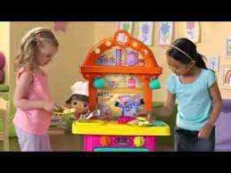 Dora The Explorer Fiesta Kitchen Set by Tv Commercial Fisher Price Dora The Explorer Sizzling