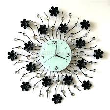 wall clocks living room living rooms collection