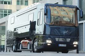 The Worlds Ten Best Car Carrying Motorhomes