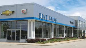 Dave Kring Chevrolet Cadillac In Petoskey | A Gaylord Chevrolet ...