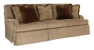 Bernhardt Upholstery Brae Sofa by Furniture Beige Sofa With Brown Cushions For Bernhardt Sofa In