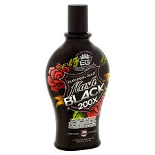 Tanning Bed Lotions With Bronzer by European Gold Flash Black 200x Ever Indoor Tanning Lotion 12 Fl