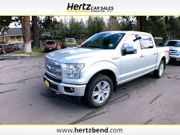 100 Used Ford F 150 Trucks 2017 King Ranch 4WD SuperCrew 55 Box At Hertz