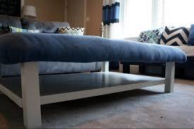 Ikea Lack Sofa Table by Upholstered Lack Hack Ikea Hackers Ikea Hackers