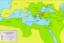 Breakup of the Ottoman Empire and the French and English Mandates