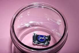 Halloween Candy Dish With Lid by The Hidden Life Of The Office Candy Dish And What It Means When