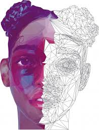 Low Poly Portraits Artists