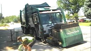 Garbage Trucks - YouTube