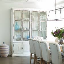 Innovative Ideas Dining Room Tables And China Cabinets Whitewashed Cabinet