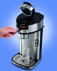 Hamilton Beach 49981A Scoop Coffee Maker For Pre Grounded Lovers