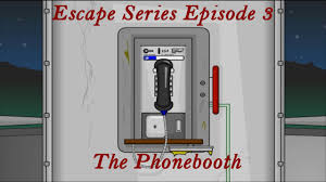 Bathroom Escape Walkthrough Afro Ninja by прохождение Escape Series Ep 3 The Phonebooth Youtube