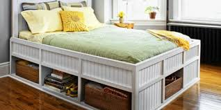 15 DIY Storage Beds For Adding More Space In Your Room