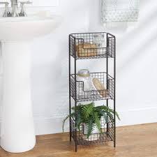 badezimmerablagen regale rostfreies badezimmer regal mit