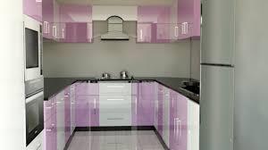 White Gloss Kitchen Design Ideas by Small Purple Kitchen Ideas 7149 Baytownkitchen