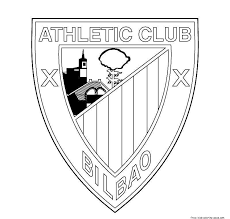Print Out Soccer Athletic Bilbao Logo Coloring Pages For Kidsfree