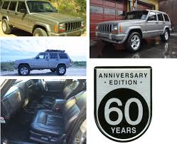 Jeep Cherokee 60th Anniversary Very Rare Model Less Than 6000 Units Jeep Grand Cherokee In Lafayette La Acadiana Dodge Chrysler Ram Ohalloran Intertional New Used Heavy Trucks Service And 9903 Wj 4wd High Stop Light Fog Lamps Tail All Dringer Tuner For 201417 30l Bobs Last Truck Show Xj Parts Columbiana Oh 4 Wheel Youtube Rubicon Express 55 Inch Short Arm Kit Best Image Kusaboshicom Srt First Test Trend Amc Cherokee Chief Sj Begning Of The Parts Store 3 Nerf Bars Side Steps Running Boards 19812001 Jeep Cherokee 19992004 Wg Black Led Halo Angel Eye