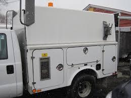 Fibre Body Service Truck Body For Sale Chassis Truck 60in CA 1624 ...
