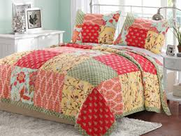 Greenland Home Bedding by Eva Quilt Set Gl 1610jmst Traditional Country Quilt Sets Bedding