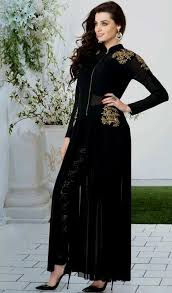 Latest Black Wear Collection 2015 For Teen Girls 1 5