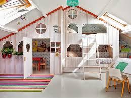 une cabane dans les combles rêve de combles