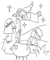 Daniel Bible Story Coloring Pages