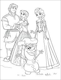 Full Image For 35 Free Disneys Frozen Coloring Pages Printable 1000
