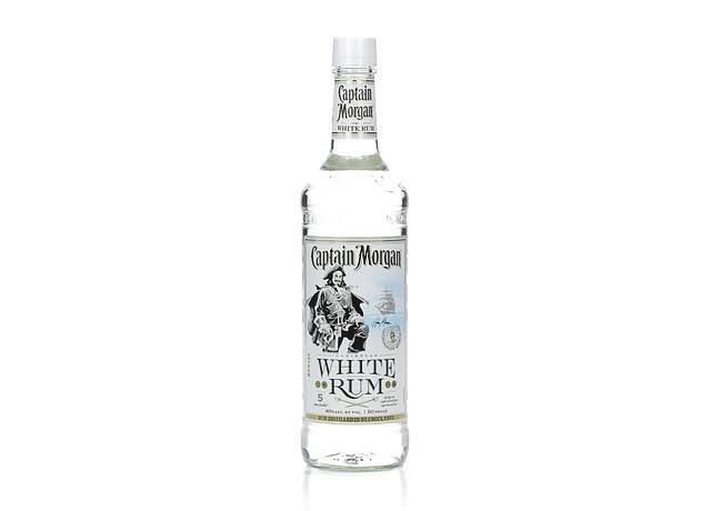 Captain Morgan White Rum - 750ml