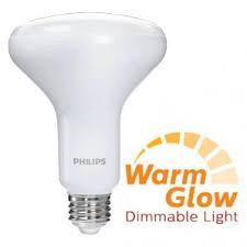philips 9br30 led 827 22 dim 120v warm glow br30 led