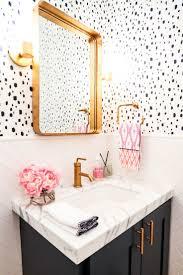 Half Bath Theme Ideas by Best 25 Polka Dot Bathroom Ideas On Pinterest Polka Dot Walls