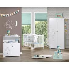 chambre sauthon teddy lit bébé têtes panneaux teddy 60 x 120 cm baby price