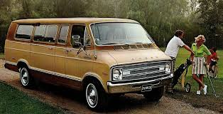 Curbside Classic 1979 Dodge B100 Van Is It The Real Thing