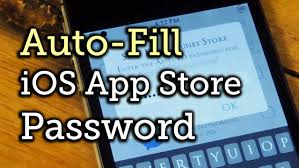 Auto Fill Your Apple Password for the iOS App Store on Your