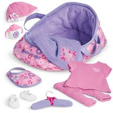 Amazoncom American Girl Bitty Baby Welcome Home Bitty Set For 15