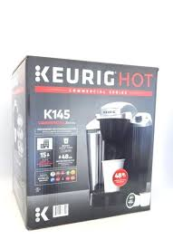 Keurig Commercial Coffee Maker New Hot Series Office Pro Brewer Single Serve