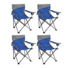 Coleman Camping Oversized Quad Chair With Cooler by Camping Chairs Camping Tables Sears