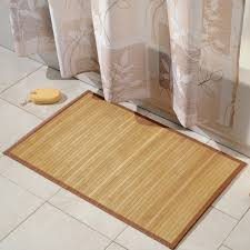 Bathroom Rug Design Ideas by Bamboo Bath Rugs Bamboo Bath Rugs 7 Bath Mat Ideas To Make Your