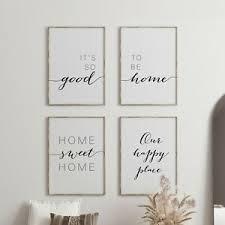 deko bilder drucke zitate fürs wohnzimmer günstig kaufen