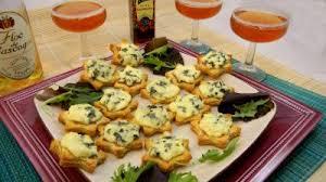 recette canape canapés au jambon et à la fourme d ambert recette fromages