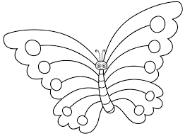 Coloring Books Boldog Butterfly Kifestokonyv Oldal Gyerekeknek