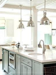 pendant lights above kitchen island large size of kitchen
