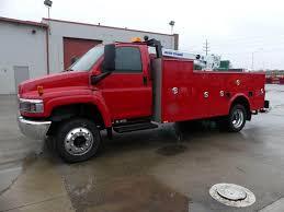 100 Utility Service Trucks For Sale 2004 GMC TopKick C5500 Mechanic Truck