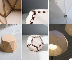 Laser Cut Lamp Shade by Joinery Joints For Laser Cut Assemblies 16 Steps With Pictures