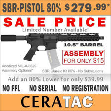 CERATAC: 80% Pistol/SBR - SALE $279.99 (FREE SHIPPING) - Assembly For Only  $15 - Limited Quantities Available! Ceratac Ar308 Building A 308ar 308arcom Community Coupons Whole Foods Market Petstock Promo Code Ceratac Gun Review Mgs The Citizen Rifle Ar15 300 Blackout Ar Pistol Sale 80 Off Ends Monday 318 Zaviar Ar300 75 300aac 18 Nitride 7 Rail Sba3 Mag Bcg Included 499 Official Enthusiast News And Discussion Thread Best Valvoline Oil Change Coupons Discount Books Las Vegas Pars X5 Arsenal Ar701 12 Ga Semiautomatic 26 Three Chokes 299limited Time Introductory Price Rrm Thread For Spring Ar15com What Is Coupon Rate On A Treasury Bond Android 3 Tablet