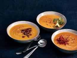Spicy Pumpkin Butternut Squash Soup by Chipotle Spiced Pumpkin Soup Recipe Cooking Light